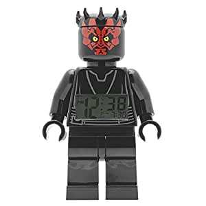 LEGO Star Wars Darth Maul clock