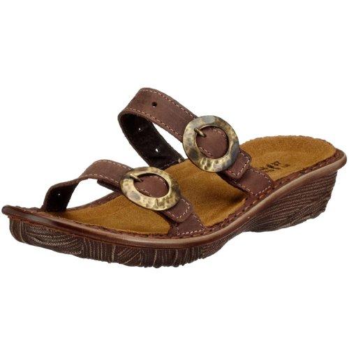 Gaia Naot 17001, sandali & Pantoletten, Marrone (braun (crazyhorseN483)), 40 EU