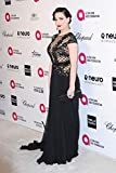 Dita Von Teese (Wearing A Zuhair Murad Gown) At Arrivals For 2015 Elton John Aids Foundation Viewing Party - Part 3, West Hollywood Park, Los Angeles, Ca February 22, 2015. Photo By: Sara Cozolino/Everett Collection Photo Print (20,32 x 25,40 cm)