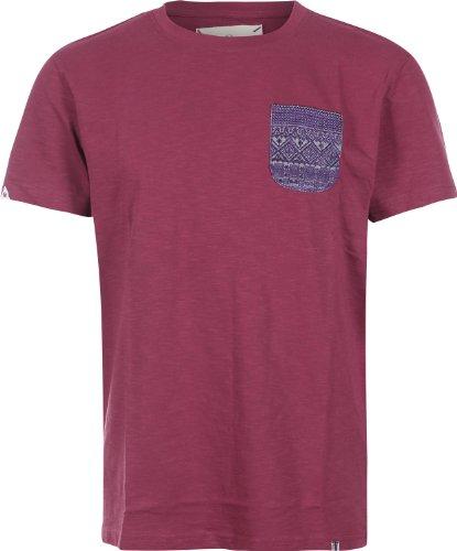 Bellfield Cleto T-Shirt rot meliert