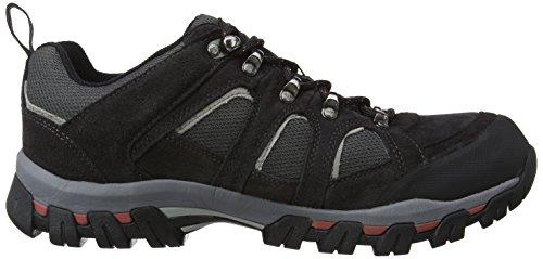 Karrimor - Scarpe da escursionismo, Uomo Nero (Black)