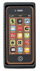 Idea Regalo - Smartphone di cioccolato - nero - 40 g