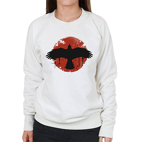 Before The Storm Chloe Nyar Life Is Strange Womens Sweatshirt white