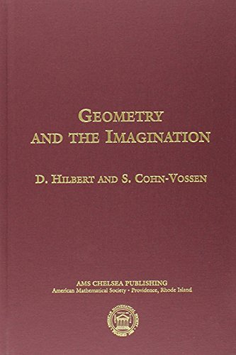 Geometry and the Imagination (AMS Chelsea Publishing) by David Hilbert (1999-10-01)