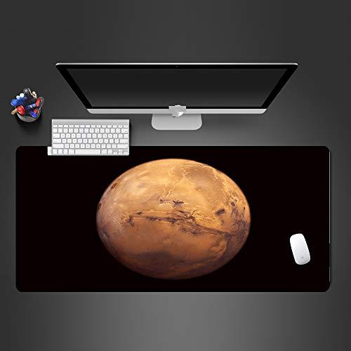 lz Thema Mauspad erweiterte Naturkautschuk kann das Spiel Computer Mauspad schönen Desktop 900X300X2MM reinigen ()