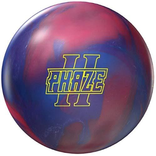 Storm Bowling Phaze II High Performance Bowling Ball Reaktiv Bowlingkugel mit runder Bogenbewegung Größe 15 LBS (Storm 2-ball Bowling Tasche)