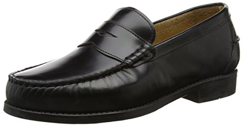 Rockport Herren Everydaybusiness Pe Slipper, Schwarz (Black), 41 EU Rockport Penny Loafers