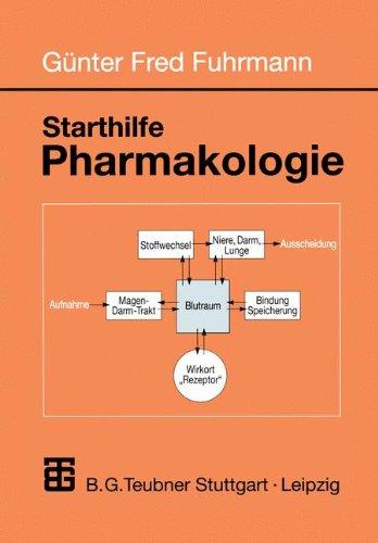 Starthilfe Pharmakologie.