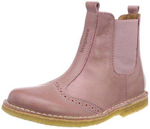 203118 Chelsea Boots, Pink (Rose-703), 34 EU (Super Mädchen Stiefel)