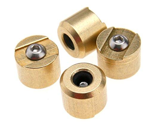 4-x-brass-tid-manifold-swirl-flap-rod-repair-for-saab-engines-z19dth-z19dtj