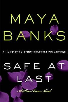 Safe at Last: A Slow Burn Novel (Slow Burn Novels) di [Banks, Maya]