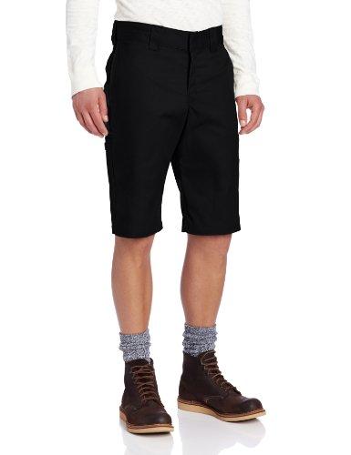 dickies-pantalones-cortos-para-hombre-negro-w36-talla-del-fabricante-36