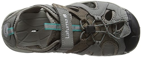 Lafuma Ld Kempi, Multisport Outdoor Femme Multicolore (Mercury Grey/Dynastygreen)