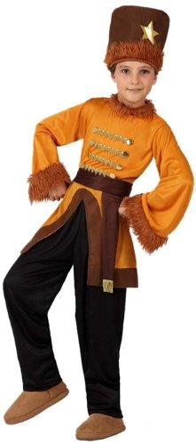 Imagen de atosa  disfraz de ruso para niño, talla 5  6 años 8422259158493