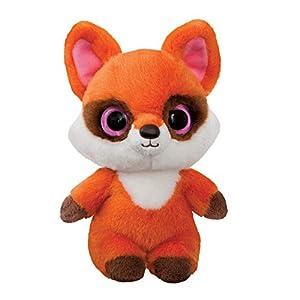 Aurora World 61284 Sally The Red Fox - Peluche de Zorro, Color Naranja y marrón
