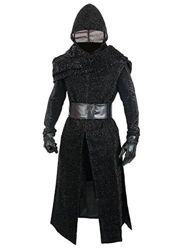Kylo Ren Kostüm von Ben Solo Größe: S