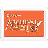 Ranger Sienna Russet Archival - Almohadilla de Tinta, Color Naranja