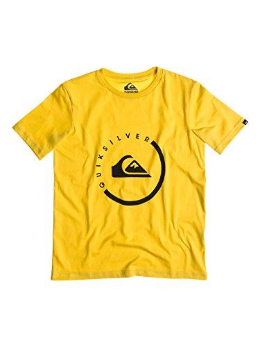quiksilver-classic-youth-everyday-active-t-shirt-da-bambini-e-ragazzi-giallogelb-gelb-zitronenschale