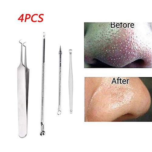 Used, TAOtTAO Stainless Blackhead Facial Acne Spot Pimple for sale  Delivered anywhere in UK