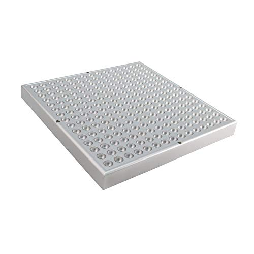 Panel LED 30X30cm Grow 14W Aluminio efectoLED