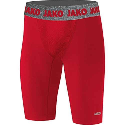 JAKO Herren Short Tight Compression 2.0 rot 152