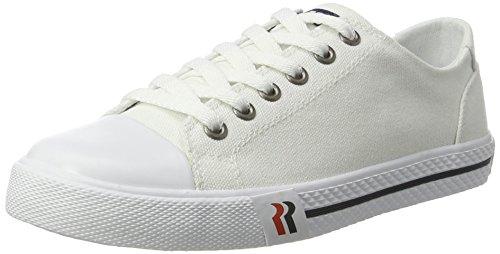 Romika Unisex-Erwachsene Soling 06 Sneakers Weiß (weiss)