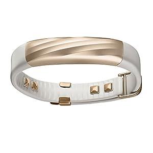 Jawbone UP3 Bluetooth Aktivitäts-/Schlaftracker-Armband (für Apple iOS und Android) sand twist
