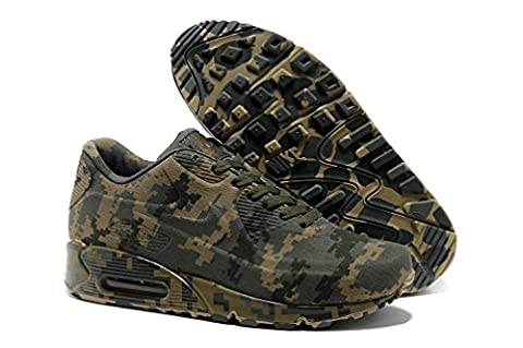 Nike Air Max 90Hyperfuse Mens, - - TGB8T8L9C6IJ - Größe: