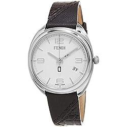 Fendi F210034021 - Reloj de pulsera Mujer, color Marrón