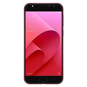"ASUS ZenFone ZD552KL-5C023WW smartphone 14 cm (5.5"") 4 GB 64 GB Doppia SIM 4G Rosso 3000 mAh"