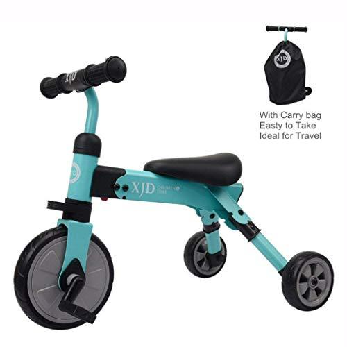 XIAOYANG De Los Niños del Bebé Vespa Bicicleta Plegable Bebé 1-3-6 Años Los Niños De Bicicletas...
