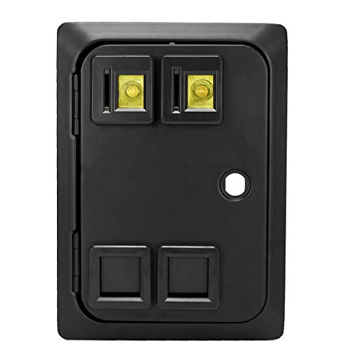 RanDal Münzauswahl Tür Für Arcade Cabinet Casino Maschine Münzmaschine Acceptor Operator Spielautomaten-Teile - #02