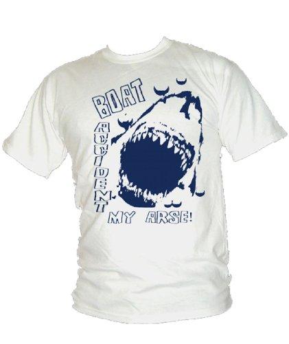Blue Ray T-Shirts Herren T-Shirt weiß weiß X-Large Weiß