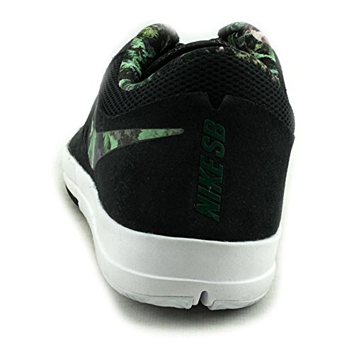 Nike Nike Free Sb Unisex-Erwachsene Low-Top black/gorge green/black CxPcy