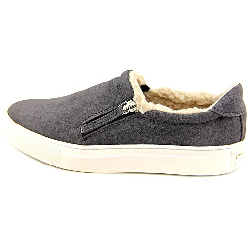 Style & Co Winnie Slip-On Simili daim Baskets Blue Depths