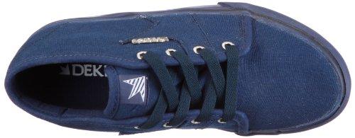 Skate Dekline Média Calçados Lona 072 Adultos Harper 602 Média Unisex Esportivos Azul 86w6Z