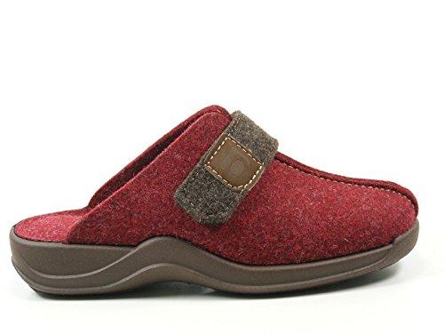 Rohde 2315 Vaasa-D Pantofole Donna Braun