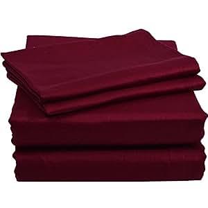 solid muster 100 gyptische baumwolle bettw sche kollektion tabelle set 1 pc bettlaken 1 pc. Black Bedroom Furniture Sets. Home Design Ideas