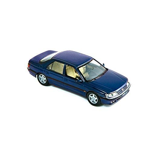 "Preisvergleich Produktbild Norev nv476502Maßstab 1: 43""Peugeot 6051998Rhodos blau"" Modell Auto"