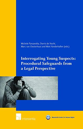 Zoom IMG-2 interrogating young suspects procedural safeguards