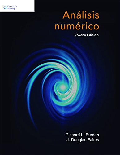 Analisis Numerico por Richard L. Burden