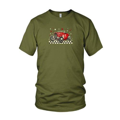 US Car - Herren T-Shirt Army