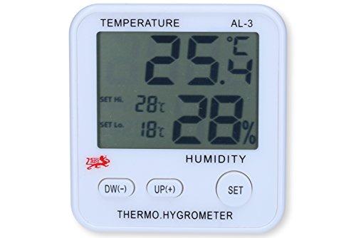 Termostato digitale termometro e igrometro by sl247