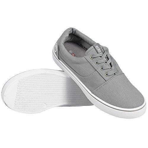 Marc Ecko Ecko Unltd Herren Sneaker Efm00021-grau
