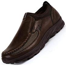Hombres Zapatos Casuales Mocasines Zapatos Transpirable Pisos al Aire Libre