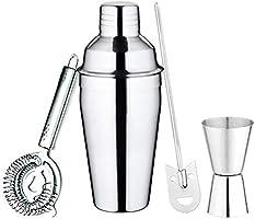 Bar Shaker Kokteyl Hazırlama Seti 750 ML