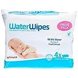 WaterWipes Doğal Islak Mendil 240 Adet (4x60 Adet)