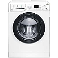 Hotpoint-Ariston FDG 8640BS EU lavadora - Lavadora-secadora (Frente, Independiente, Color blanco, 6 kg, 1400 RPM, B)