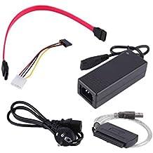 """Mengonee High Speed USB 2.0 a IDE SATA S-ATA para 2.5 """"HDD HDD HDD Hard Drive Adapter Converter"""