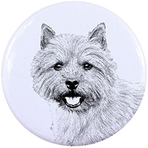 Norwich Terrier, Un anillo con un perro
